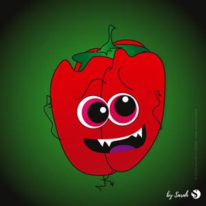 Monstro Soul, le poivron qui a mis trop de rhum dans son gaspacho