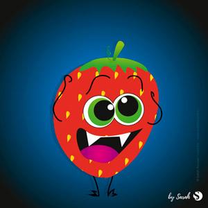 Tagada tsoin tsoin, le monstro fruit un peu zinzin